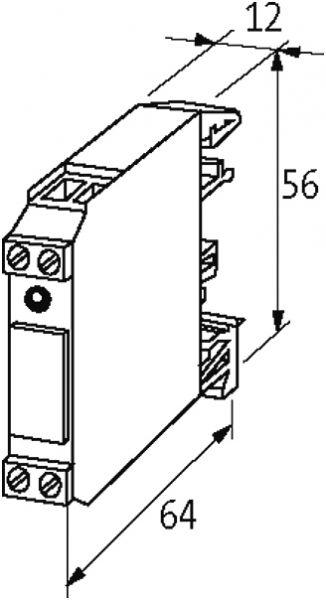 RMMER 11/24 AC/DC Ausgangsrelais