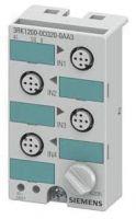 AS-I Kompaktmodul K45, IP67, Digital, 4x1 Eing., max. 200mA, PNP, 4xM12-Buchse 3RK1200-0CQ20-0AA3