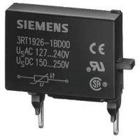 Varistor, AC24-48V, DC24-70V, Überspannungsbegrenzer, zum Anbau an Sch 3RT1926-1BB00