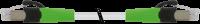 RJ45 St. 0° / RJ45 St. 0° Cabinet-Line, Ethernet 7000-74701-7770200