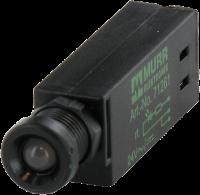 LED-Anzeigebaustein opac/ gelb 71277