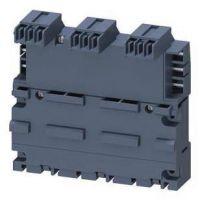 3Ph.-Sammelschiene inkl. Erweiterungsstecker für 3 Leistungsschal 3RV2917-4B
