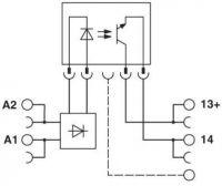 Phoenix PLC-OSC- 24DC/ 24DC/ 2 2966634 2966634