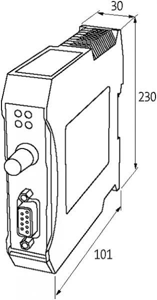 MIRO BT DP 0,1875 M-4 - Produkt im Auslauf