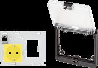 Modlink MSDD-Set: Einbaurahmen 4000-68522-0000001, 4000-68522-4391001