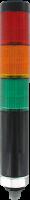 Signalsäule Modlight30 bestückt mit LED-Modulen 4000-75330-5310000