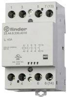 Finder 22.44.0.230.4310 Schütz 230VAC/DC 224402304310