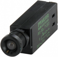 LED-Anzeigebaustein opac/ rot 71269