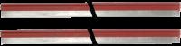 Mico Pro Endlossteckbrücke 2x rot 9000-41000-0000001