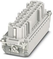 B24 Buchse 24-polig, Push-in, 500 V, 16 A 70MH-EB024-GP03020