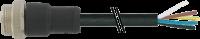 7/8'' (Mini) St. 0° freies Ltg.-ende 7700-A5001-UMD1000