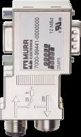 M12/D-Sub Profibus Adapter Mini 90° 7000-99441-0000000