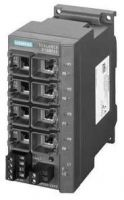 SCALANCE X108POE unmanaged IE Switch, 2x10/100 MBit/S RJ45 Power OVER Ethernet 6GK5108-0PA00-2AA3