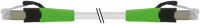 RJ45 St. 0° / RJ45 St. 0° Cabinet-Line, Ethernet 7000-74701-7770300