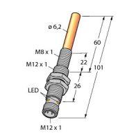 NIMFE-EM12/6.2L101-UP6X-H1141/S1182 1600612