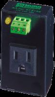 Modlink MSVD Steckdose USA mit LED gelb 676166