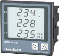 Janitza UMG 96RM-P 90-277VAC 90-250VDC 52.22.064